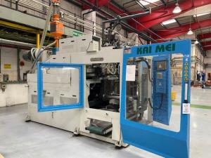 New ENL Blow Moulding Machine