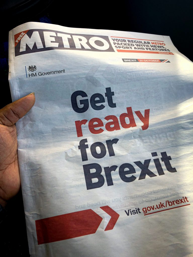 Brexit UK Manufacturing